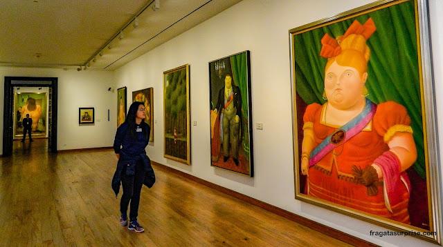 Obras de Fernando Botero, Museu Botero, Bogotá
