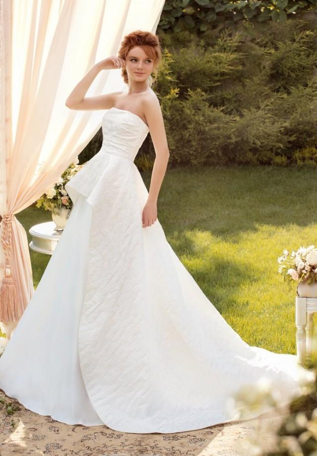 Imagenes de vestidos de novia ala moda