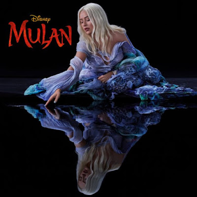 "Queen Of Musique Christina Aguilera Tenderly Unleashes New ""Reflection"" Video For A 2020 'Mulan' Edit!"