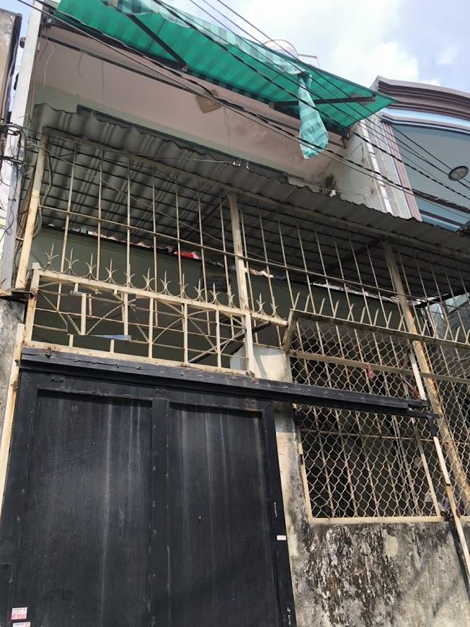 Nhà Nguyễn Thái Sơn, P.5, Gò Vấp cần bán 4tỷ