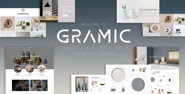 Download Ceramics & Pottery Decor Shopify Theme