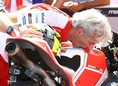 Marquez Mulai Terusik Oleh Rider Ducati