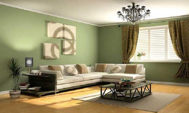 Contoh II: Desain Rumah Minimalis Sederhana | Ruang Tamu
