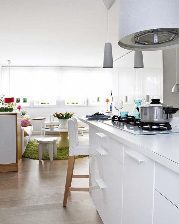 C mo distribuir un piso de 40 m2 tr s studio blog de for Ideas para reformar un piso antiguo