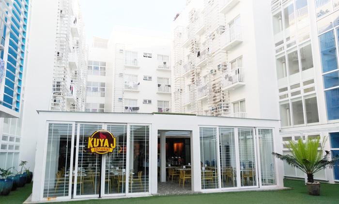 Kuya J Restaurant at Azalea Boracay