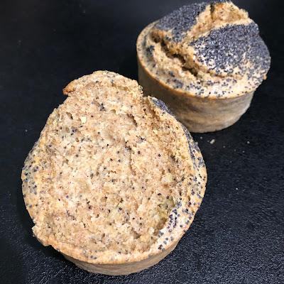Moelleux au tofu aux herbes Céréal bio et aux graines de pavot