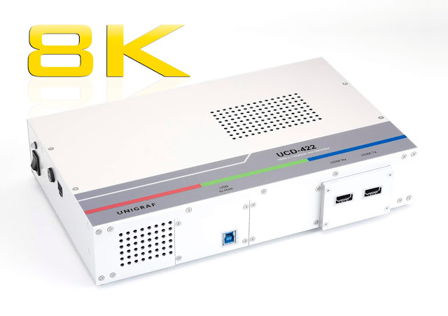 New HDMI 2.1 8K Video Generator and Analyzer with Enhanced Gaming Features