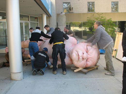 frank johnson jokes/ ENJOY JOKES: A BABY WEIGHING 50 KG BORN