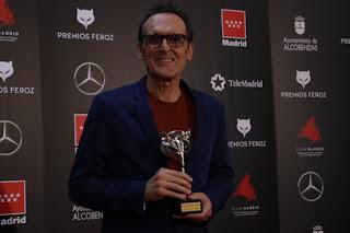 Alberto Iglesias en los Premios Feroz 2020