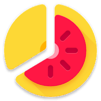 Sliced icon pack APK