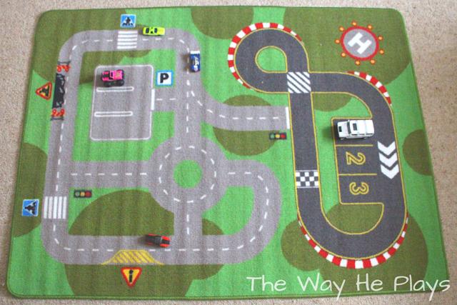 5 ways to play with car mats