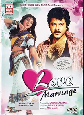 Love Marriage 1984 Hindi 360p CDRip 650MB