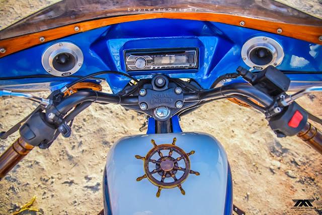 Maratha Motorcycles Dariasang