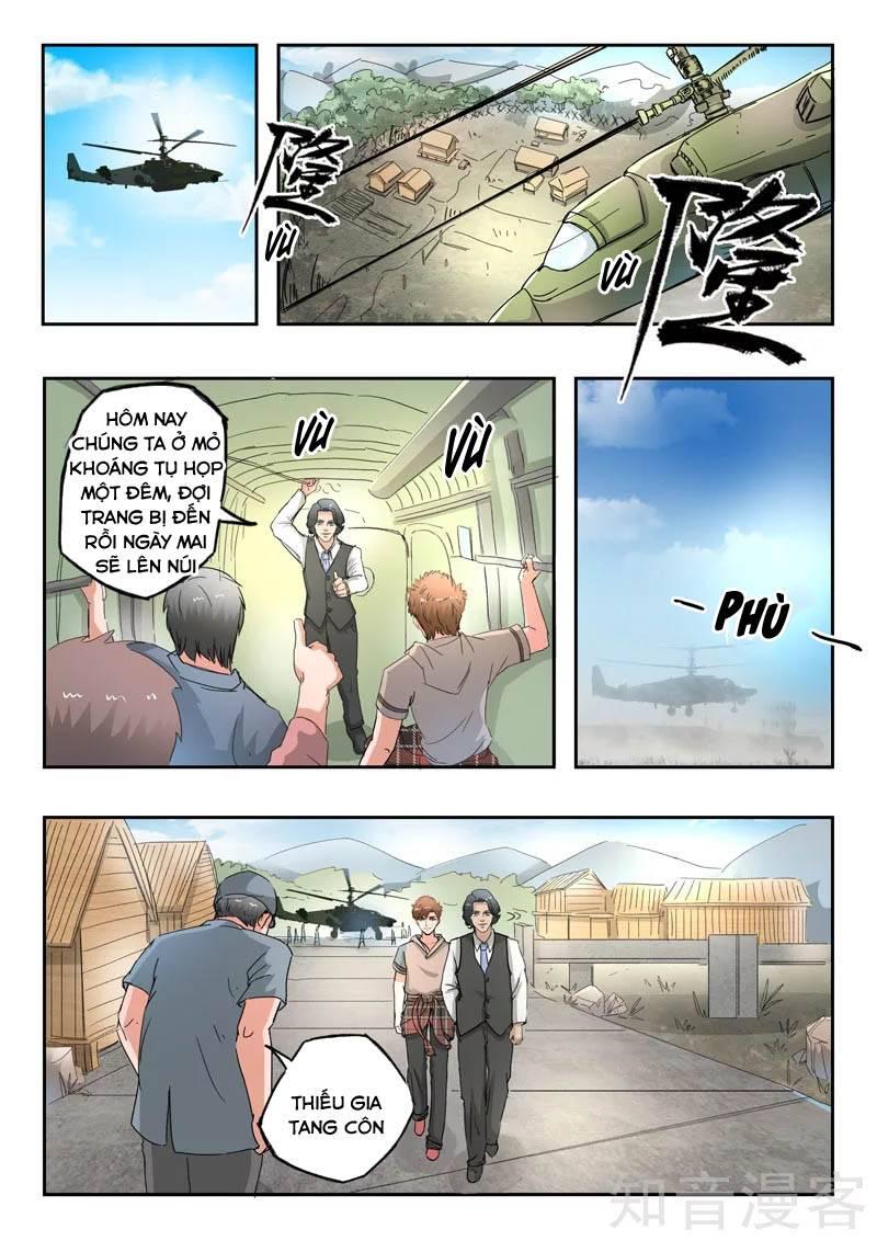 thấu thị chi nhãn Chapter 267 - upload bởi truyensieuhay.com