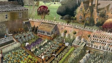 Pintando el campo y el huerto con Richard Adams