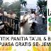 TITIK PANITIA TA'JIL DAN NASI BUKA PUASA GRATIS Ramadhan 1438 H se-Jember