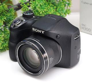 Sony H300 Kamera Prosumer Bekas