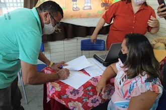 Gestor social da ONG CEACRI participa de mesa de negociação com parceiros locais