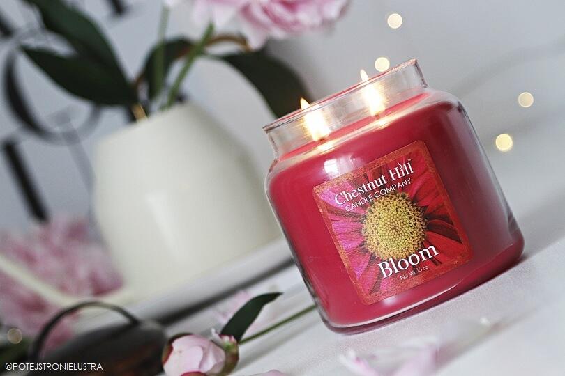 świeca zapachowa chestnut hill bloom