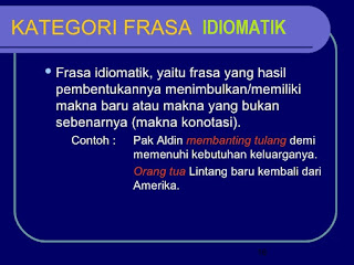 Frasa Idiomatik