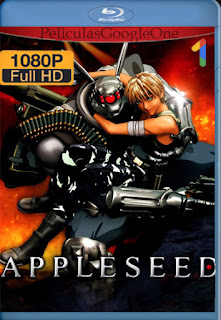 Appurushîdo (Appleseed: The Beginning) (2004) [1080p BRrip] [Latino-Japones] [LaPipiotaHD]