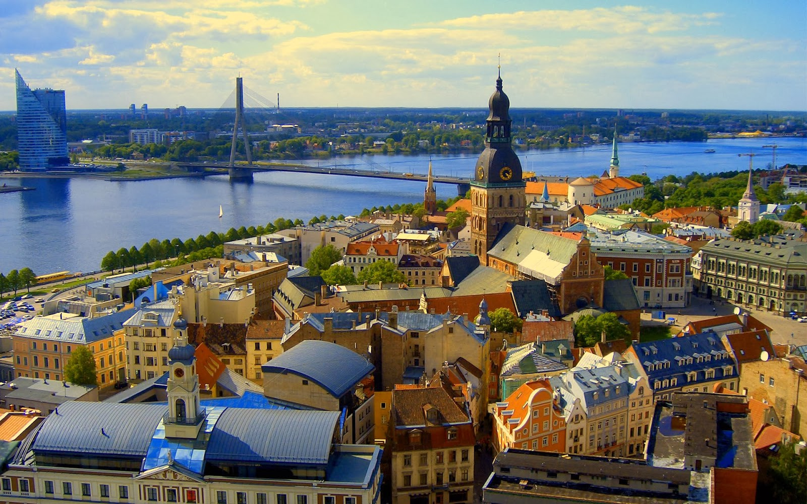 Riga Latvia Travel Guide And Info 2014 World For