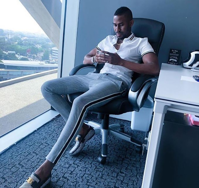 Comparing Sarkodie To Other Artiste Is Like Comparing An Elephant To A Dog  - Ibrah One