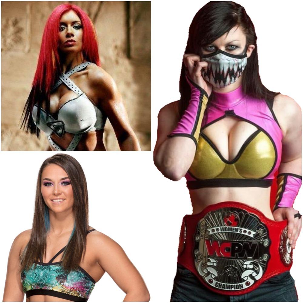 Top 10 Best British WWE Female Wrestlers (2020)
