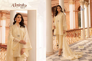 Shree fab Almirah vol 5 pakistani Suits