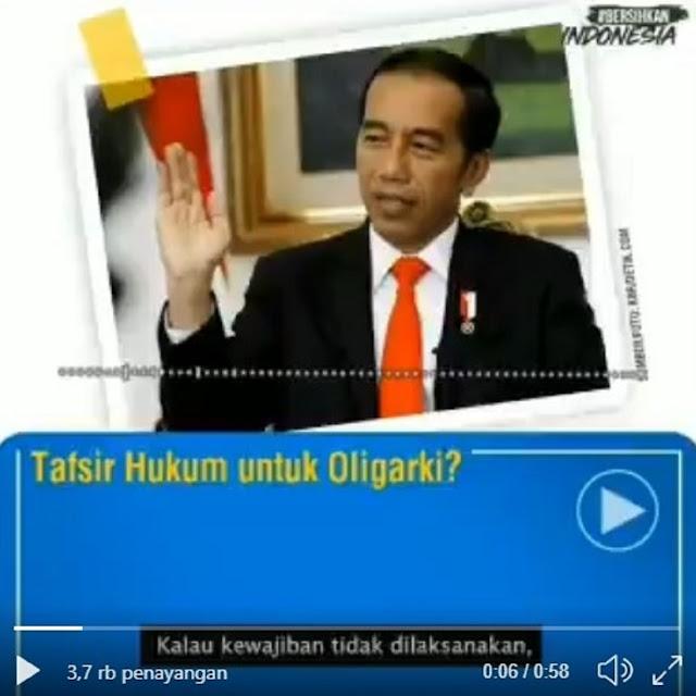HEBOH Rekaman Audio Jokowi, 2 Pernyataan Bertolak Belakang