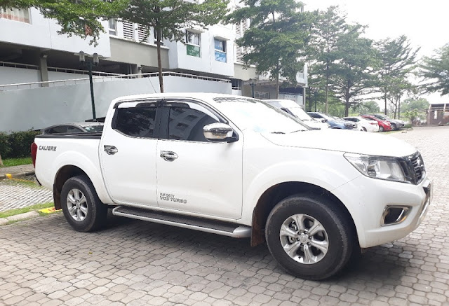 NISSAN NAVARA EL  (4x2) AT- 2.5L