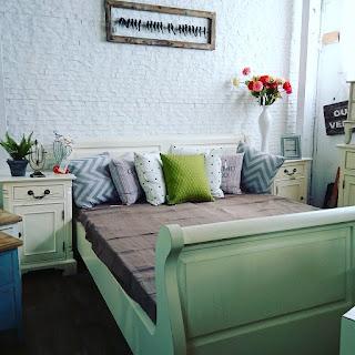 הגלריה המקסיקנית המקום לעיצוב הבית - מיטה