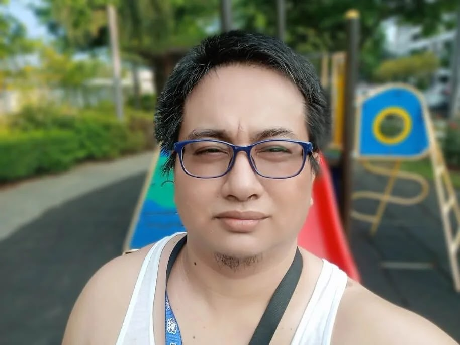 Realme 6i Review Camera Sample - Portrait Selfie