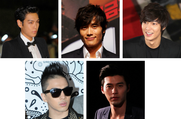Big Bang Vip Malaysia Top5 Sexiest Korean Male Celebs From Her