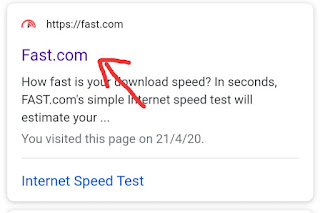 Internet Ki Speed Kaise Check Kare