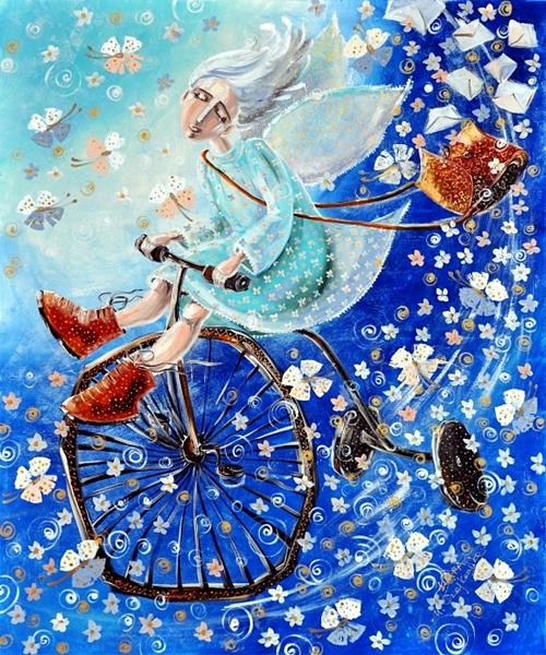Il fantastico mondo della pittura Marina%2BCzajkowska%2B16