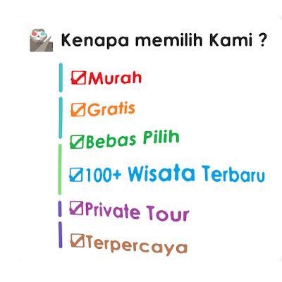Kenapa memilih Mita Tour