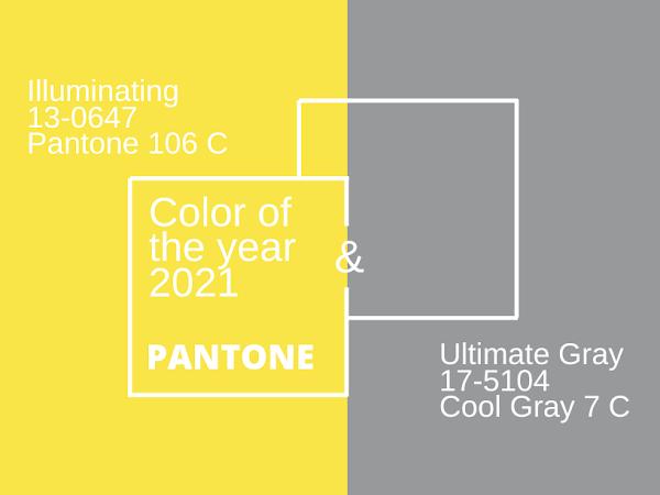 ΤΑ ΧΡΩΜΑΤΑ ΤΟΥ 2021 ΑΠΟ ΤΗΝ ΕΤΑΙΡΕΙΑ PANTONE!