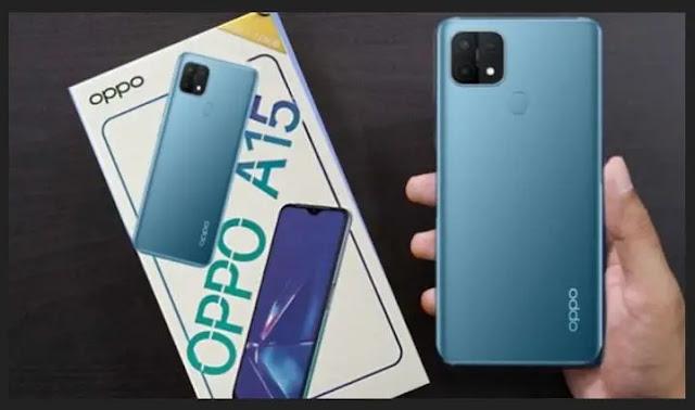 رسميا سعر ومواصفات هاتف أبو 15 - Oppo A15