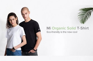 Xiaomi launches eco-friendly Mi Organic solid T-Shirt in India