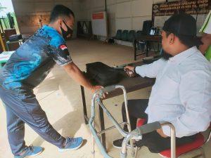 Jelang Papernas, Atlet Paralympic Tanjungpinang Rutin Latihan Menembak