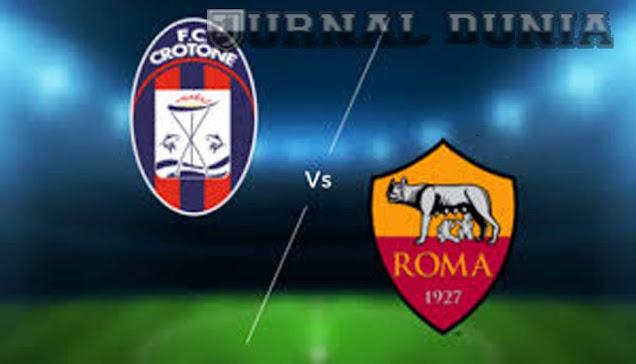 Prediksi Crotone vs Roma