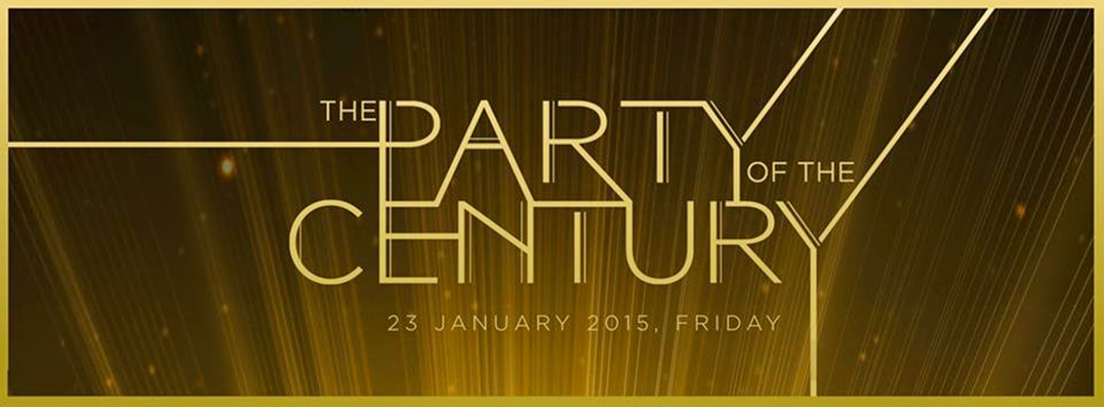 The Party Of The Century by Empire City, Damansara Perdana