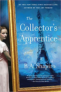 Book Review and GIVEAWAY: The Collector's Apprentice, by B.A. Shapiro {ends 9/22}