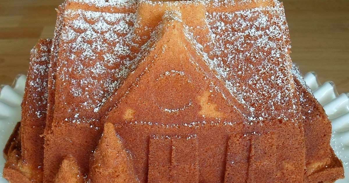 How To Get Pound Cake Out Of Bundt Pan