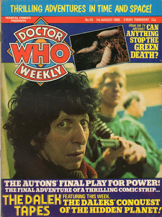 Doctor Who Weekly #43, Tom Baker