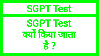 SGPT का पूर्ण रूप क्या है