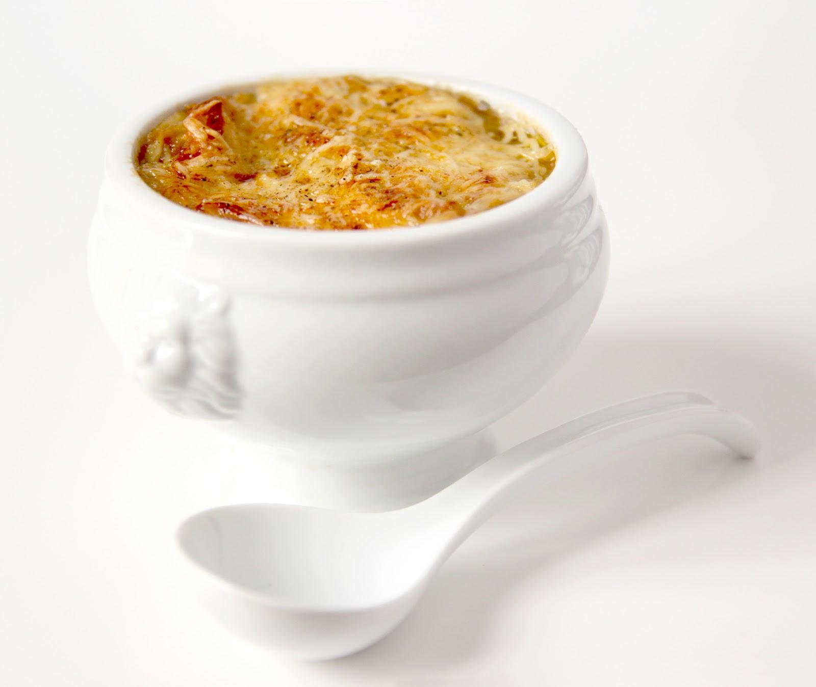 La cuisine de bernard soupe gratin e l 39 oignon - Les grands classiques de la cuisine francaise ...