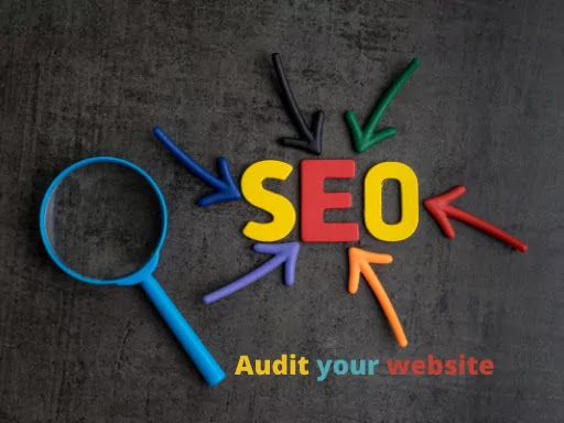 seo audit of website