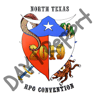 North Texas RPG Con: Day 1 Report